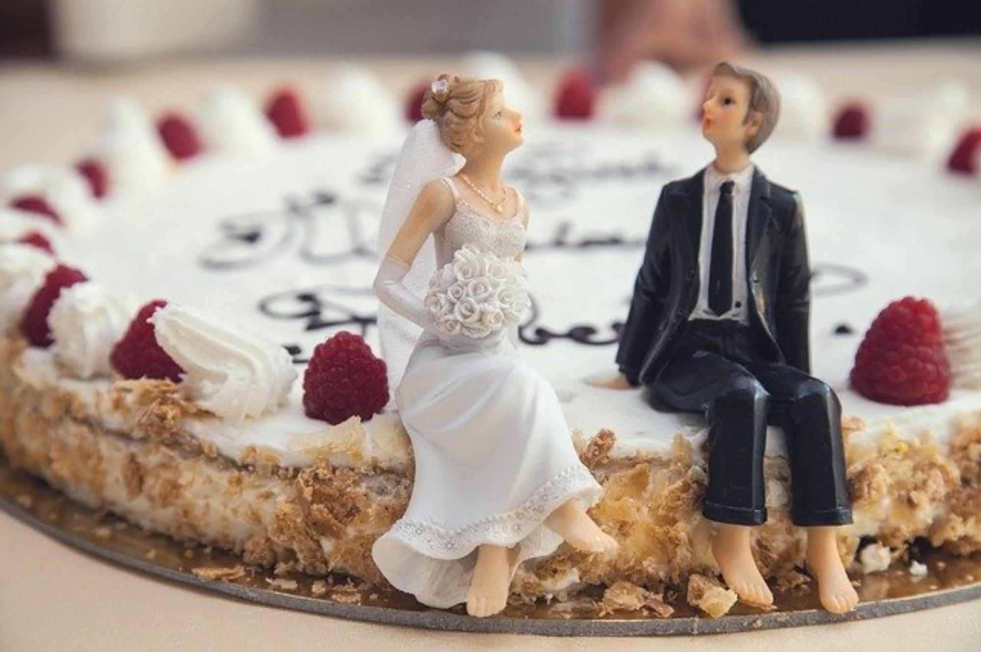 Jaki tort wybrać na ślub