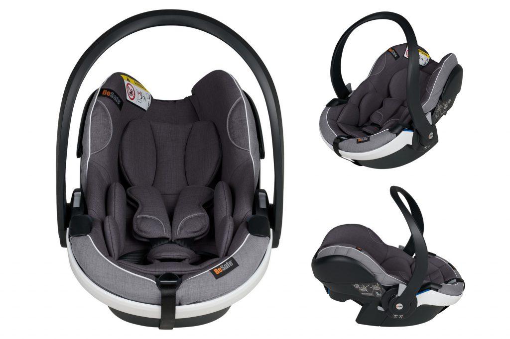 Fotelik dla niemowlaka